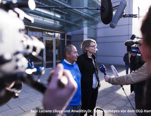 Eine Klimaklage von Bestand: 5 Jahre zivilrechtlicher Musterprozess gegen RWE