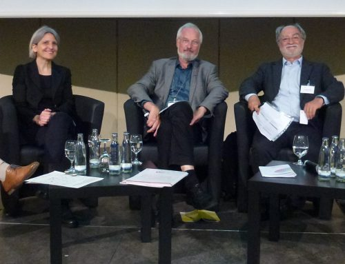 Kurzbericht von Klaus Milke zum Deutschen StiftungsTag 2018